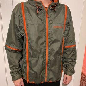 Triple five soul NYC windbreaker jacket